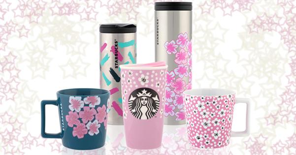 İlkbaharın Renkleri ile Starbucks'a Bahar Geldi