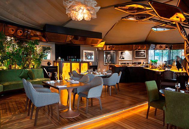 Sunset'in Yeni Üyesi; Sunset Brasserie