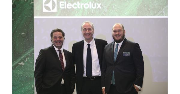 Electrolux Türkiye 2020'ye kadar iki kat büyümeyi hedefliyor.